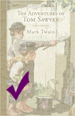 Tom Sawyer and Huckleberry Finn Read